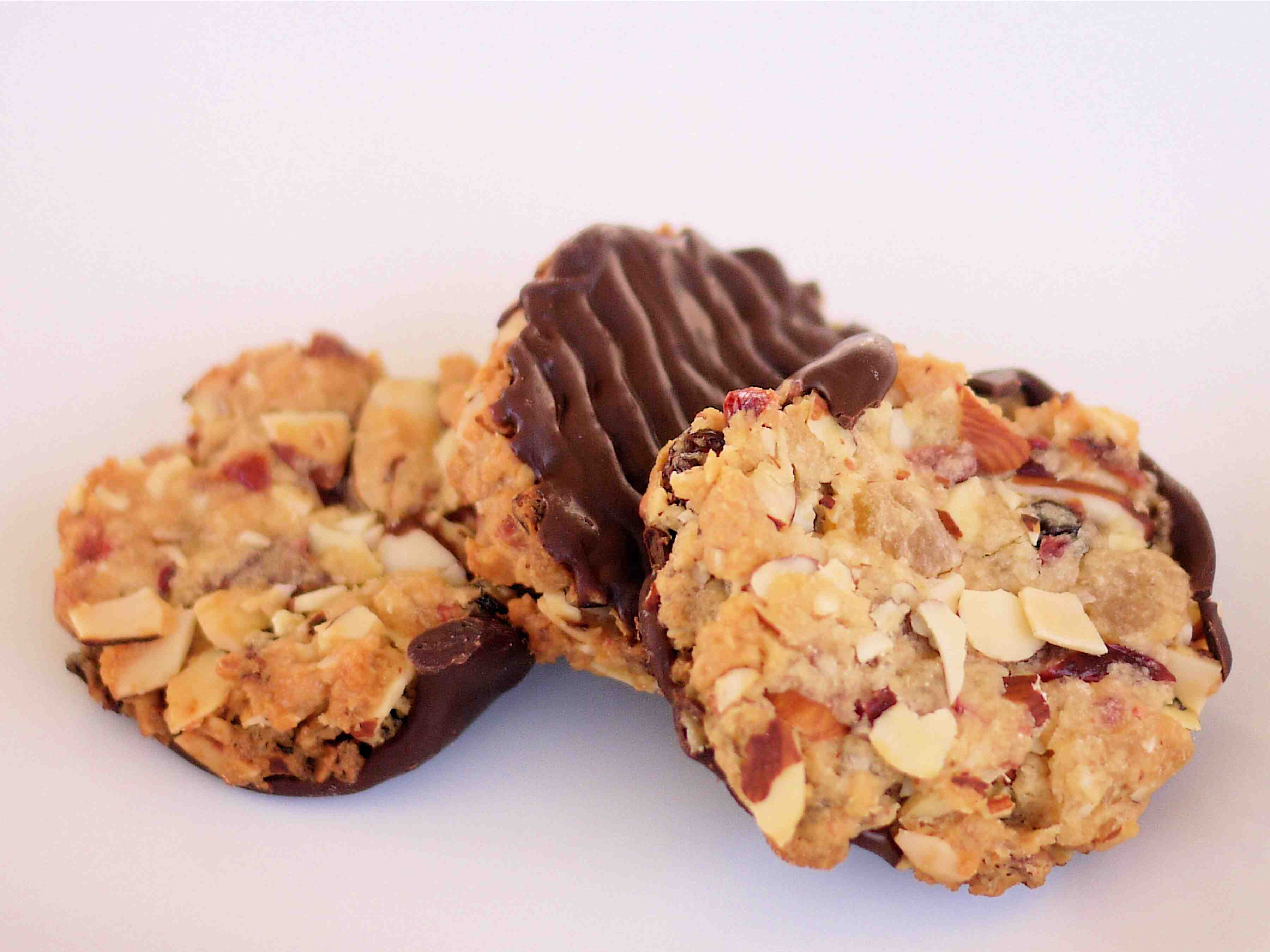 Coconut florentines | This little piggy went to the farmers market